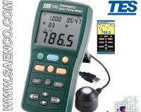 TES-132 Solar Power Meter (Datalogging)