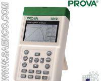 PROVA 1011,PV System Analyzer